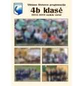 Mokyklos išleistuvių žurnalas 4B