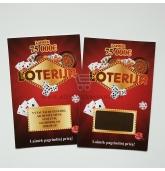 Kvietimas liudininkams - Loterijos bilietas (R)