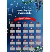 """Advento kalendorius kolektyvui """"Žvaigždė"""""""