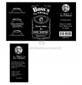 Boss's day Whiskey (anglų kalba)