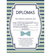 Diplomas prosenelei, Mažasis džentelmenas