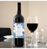 Dovana Bosei - Etiketė vyno buteliui