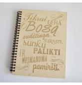 Užrašų knygelė geriausiam Bosui