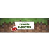 """Minecraft gitadienio etiketė """"Gyvybės eleksyras"""""""