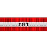 "Minecraft gitadienio etiketė ""TNT"""