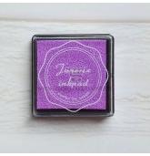Anspaudų dažų pagalvėlė - Šviesiai violetinė