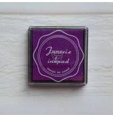 Anspaudų dažų pagalvėlė - Violetinė