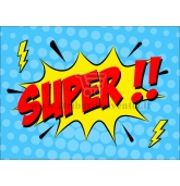 "Etiketė ""Super"""
