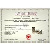 Alavinių vestuvių diplomas (VMALAV-01)