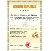 Auksinių vestuvių diplomas (VMAUK-03)
