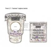 Sidabrinių vestuvių metinių etiketė (VMSID-03)