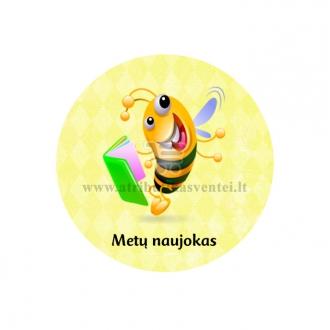 """Ženkliukas-nominacija """"Metų naujokas"""""""