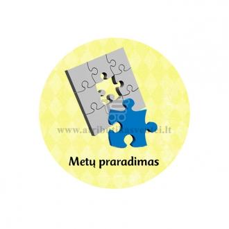 """Ženkliukas-nominacija """"Metų praradimas"""""""