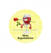 """Ženkliukas-nominacija """"Metų degustatorius"""""""