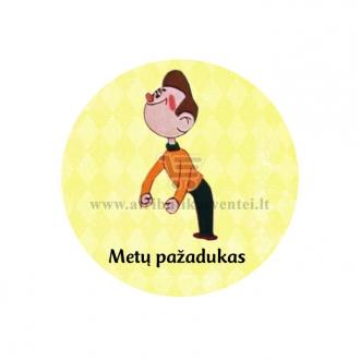 """Ženkliukas-nominacija """"Metų pažadukas"""""""