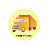 "Nominacija ""Transporto guru"""