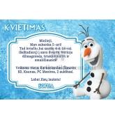 Kvietimai su Olafu
