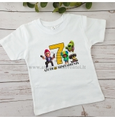 Brawl Stars gimtadienio marškinėliai