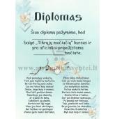Diplomas močiutei