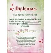 Diplomas prosenelei