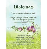 Diplomas seneliui