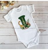 """Marškinėliai """"Vardo raidė"""" (Safari)"""