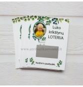 Personalizuoti loterijos bilietai (EUK-01)