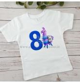 Marškinėliai gimtadieniui - Fortnite