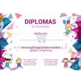 Darželio baigimo diplomas