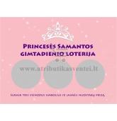 Gimtadienio loterija, Princesės