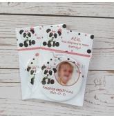 """Atminimo dovanėlės - magnetukai """"Panda"""""""