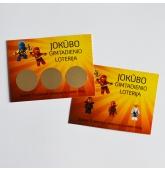 """Gimtadienio loterija """"Lego Ninjago"""""""