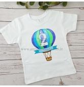 """Marškinėliai gimtadieniui """"Oro balionas"""""""