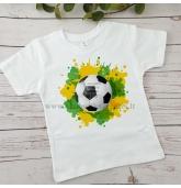 """Gimtadienio marškinėliai """"Futbolas"""""""