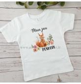 """Gimtadienio marškinėliai """"Voverė"""""""