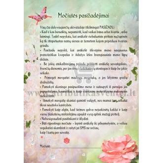Močiutės pasižadėjimai (mergaitei)