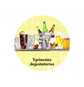 """Nominacija """"Vyriausias degustatorius"""""""