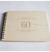 """Palinkėjimų knyga """"60"""""""