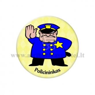"""Ženkliukas """"Policininkas"""""""