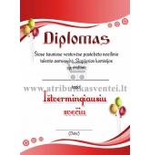 """Diplomas """"Ištvermingiausias svečias"""""""