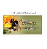 """Etiketė """"Vestuvinis medus"""""""