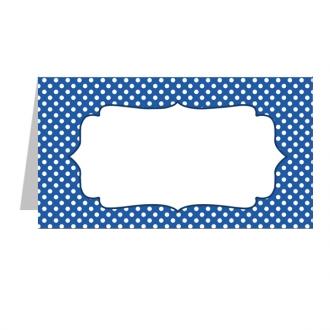 """Stalo kortelė """"Mėlyna"""""""