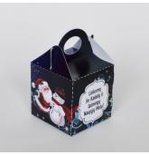 Kalėdinės lauktuvių dėžutės  - 6vnt