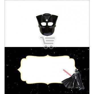 "Stalo kortelė ""Star wars"""