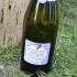 """Etiketė šampano buteliui """"Linksmų šv. Velykų"""""""