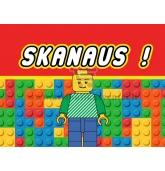 "Etiketė ""Lego"""