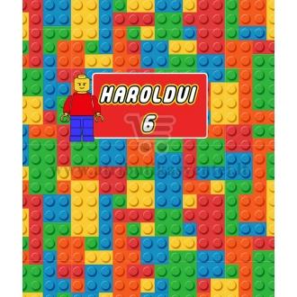 Saldainių popierėliai 15 vnt - Lego
