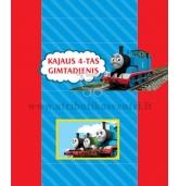 Saldainių popierėliai 15 vnt - Traukinukas Tomas