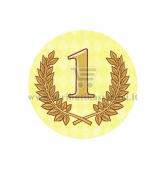 """Ženkliukas-nominacija """"1"""""""
