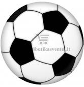 """Apvalūs lipdukai """"Futbolo kamuolys""""- 10 vnt"""